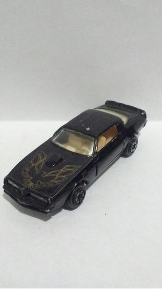 Miniatura Yat Ming 1060 Pontiac 1/64 Anos 80