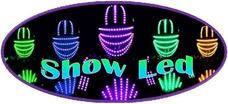Show Led - Animación - Robot Led - Show Led - Traje Led