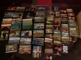 Coleção De Calendários E Cartão Postal De Brasília 1966-1969