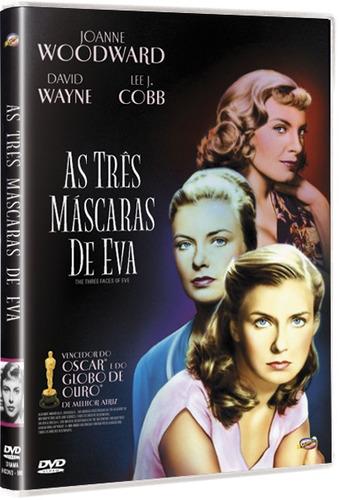 Dvd Classicline As Tres Mascaras De Eva - Bonellihq L19