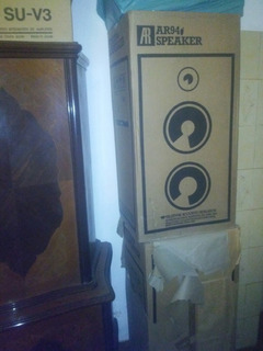 Parlantes Acoustic Research Ar94 Unicos