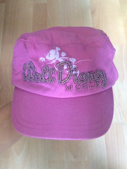 Padrisima Gorra Walt Disney World Chakira Mickey Original!!