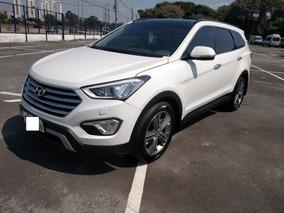 Hyundai Grand Santa Fé 3.3 7l 4wd Aut. 5p Permuta Aceito Tro