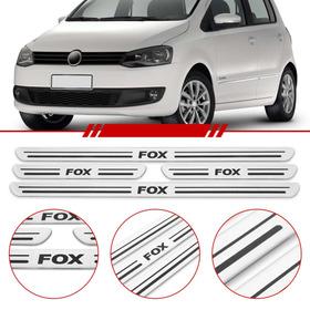 Soleira De Porta Fox 2016 2015 16 15 Volkswagen Jogo Novo