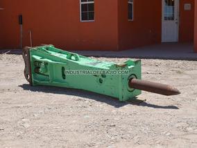 Martillo Rotomartillo Excavadora Mustang 2013 Kent Rockram