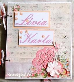 Álbum Bebê Frete Grátis C Caixa Scrapbook Da Barriga Ao 2 A