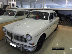 Volvo 122s Del Año 63 Color Blanco, Oportunidad