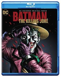 Batman: La Broma Asesina (blu-ray + Dvd + Digital Hd Ultravi