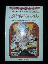 Elige Tu Propia Aventura 22:odisea En Cañon Colorado. Papel