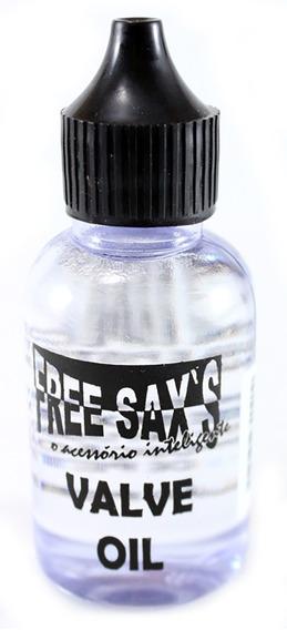 Óleo Lubrificante Para Válvulas E Pisto. Free Sax, Valve Oil