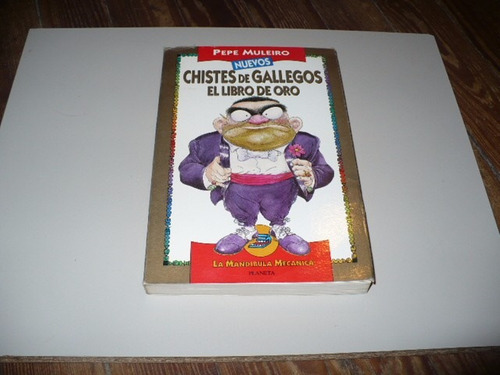 Pepe Muleiro - Chistes De Gallegos - El Libro De Oro
