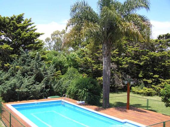 Alquiler Casa Quinta En Pilar Km 50