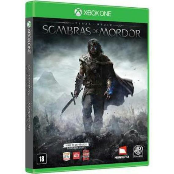 Shadow Of Mordor Xbox One Digital 100% On Line