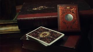Baraja Victorian Room The Blue Crown Cartas / Alberico Magic