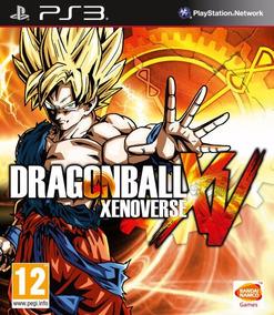 Dlc Dragon Ball Xenoverse Ps3 Desbloqueado