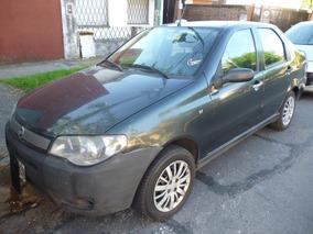 Fiat Siena Fire 1.4 Nafta/gnc 2008