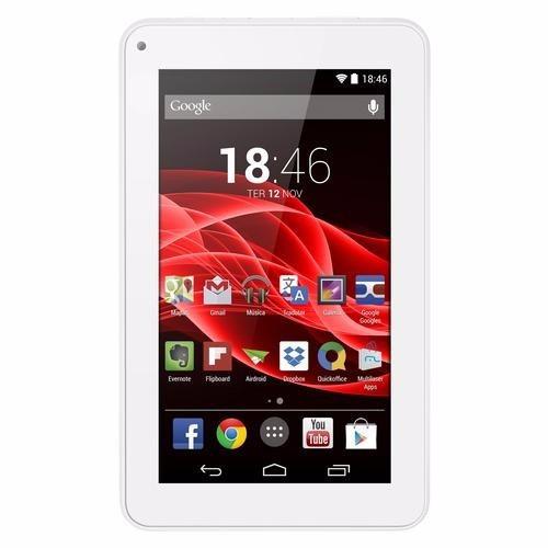 Tablet Multilaser M7s Quad Core Wifi Dual Câmera 8gb