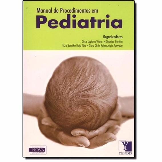 Manual De Procedimentos Em Pediatria