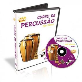 Curso De Percussão Vol 1
