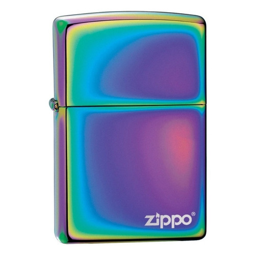 ¡ Encendedor Zippo Colors Logo Spectrum Iris Multicolor !!