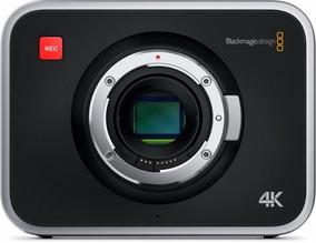 Camera Blackmagic 4k Desing Black Magic + Mercado Envios