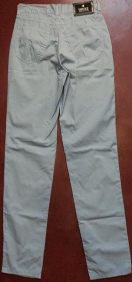 Pantalon Casual Vestir Versace 100% Original Talle 27/41