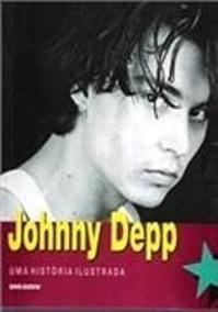 Johnny Depp - Uma História Ilustrada