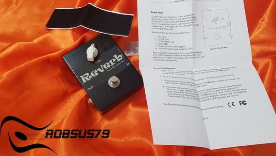 Pedal Hermida Audio Reverb Original - Analog Clean Spring