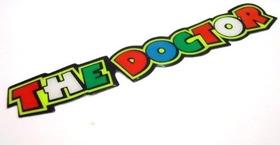 Adesivo Resinado Valentino Rossi The Doctor 46 Bolha De Moto