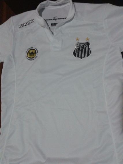 Camisa Do Santos - Kappa