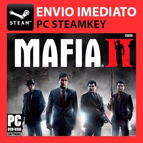 Mafia Ii 2 - Steam Key Pc Original 3