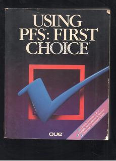 Using Pfs: First Choice Murray