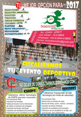 Cronometraje Deportivo- Carreras Auto Sensor - Maraton Chip