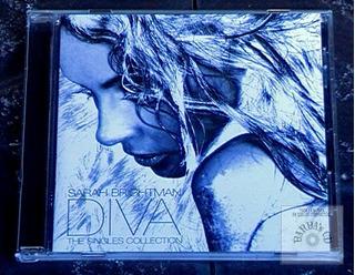 Sarah Brightman - Diva: The Singles Collection ( Nuevo )