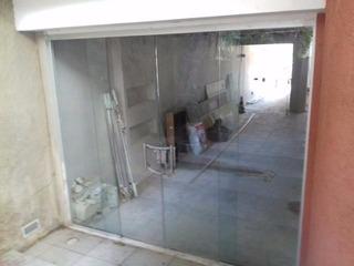 Portas De Vidro Temperado 10 Mm - Fechamento De Vidro