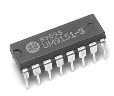 03 Circuito Integrado Um9151-3
