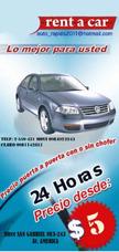 Renta Todo Tipo D Autos . Kilometraje Libre
