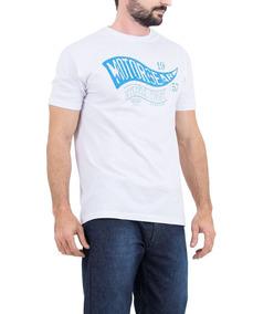 Camiseta Com Estampa Motorgear