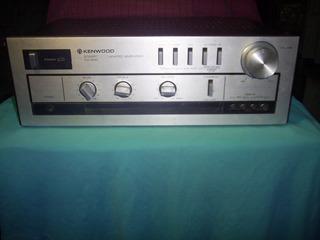 Amplificador Kenwood Ka - 300 ¡excelente Estado! - Vintage
