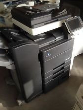 Impressora  Konica Minoltac 452 Sem Entra Bnds 48x
