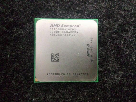 Processador Amd Sempron 3000+ Lbbwe (sda3000aio2bx)