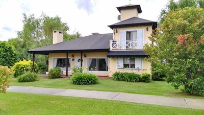 Alquiler Casa Country Náutico Isla Santa Monica -delta Tigre