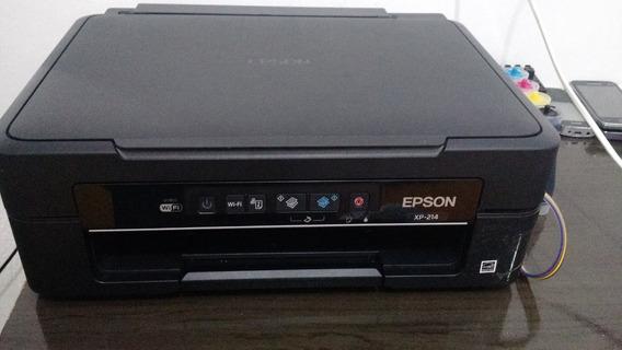 2 Impressoras Multifuncional Epson Xp 214 (peças)