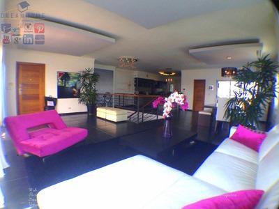 Moderno Y Exquisito Penthouse Venta Evaristo Morales Id.2060