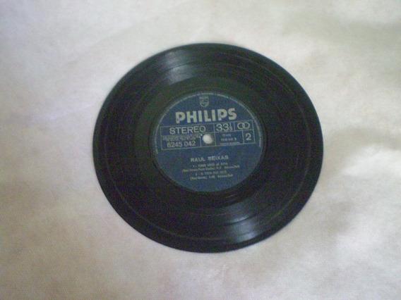 Mini Lp Disco Vinil Raul Seixas Medo Da Chuva 1975