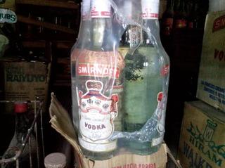 Antiguo Vodka Smirnoff Precio Por Botella
