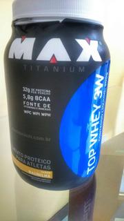 Suplemento Proteico Para Atletas (sabor Baunilha) 900g