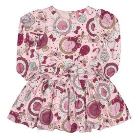 Vestido Infantil Hello Kitty 0560.87135
