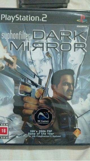 Syphon Filter Dark Mirror Ps2