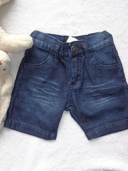 Bermuda Menino Jeans Troy Have Fun Hf0024
